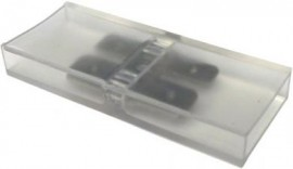 Insulated Tab Terminal Strip 4 Connector (WECO)